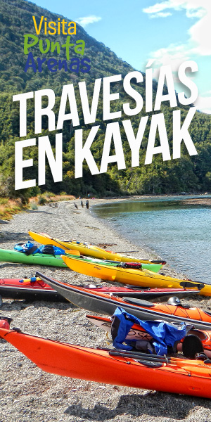 Travesias en Kayak